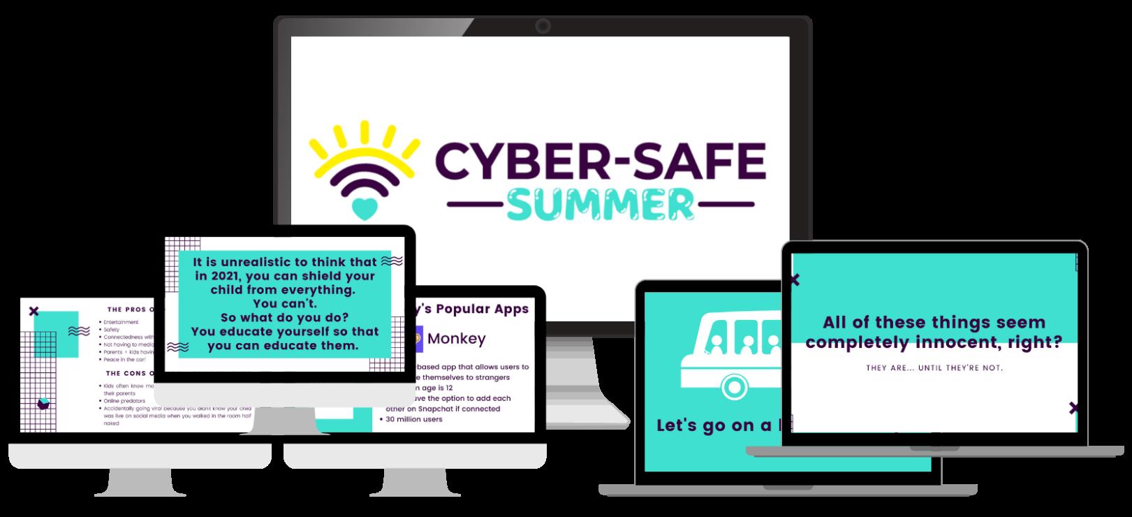Cyber-Safe Summer Mockup (1)