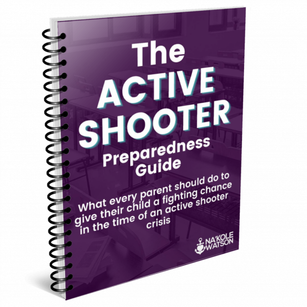 Active Shooter Prepareness Guide - Spiral
